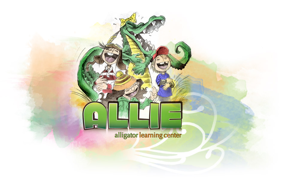 Allie Alligator Learning Center